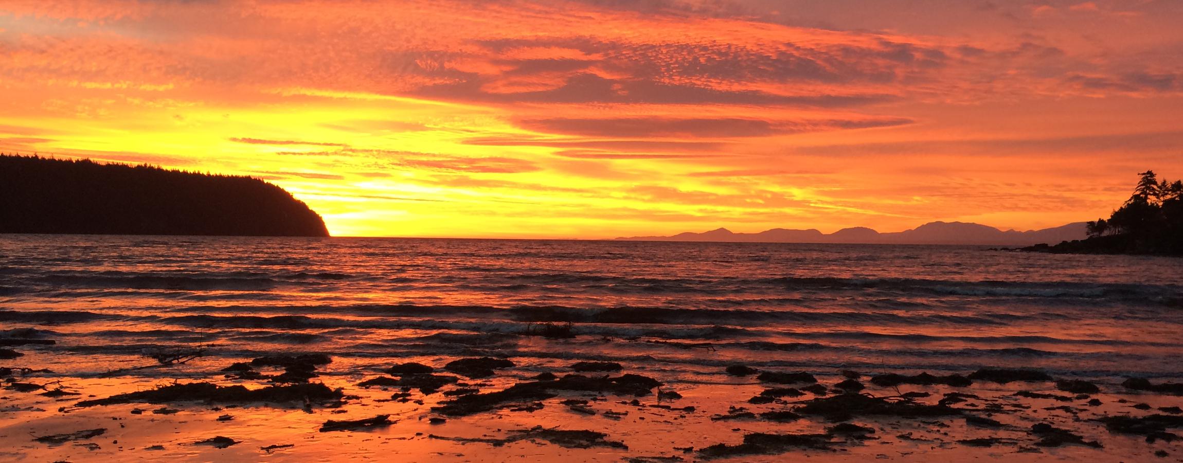 hornby-sunset